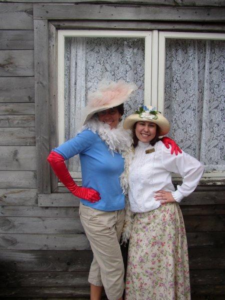 Ladies of Skagway