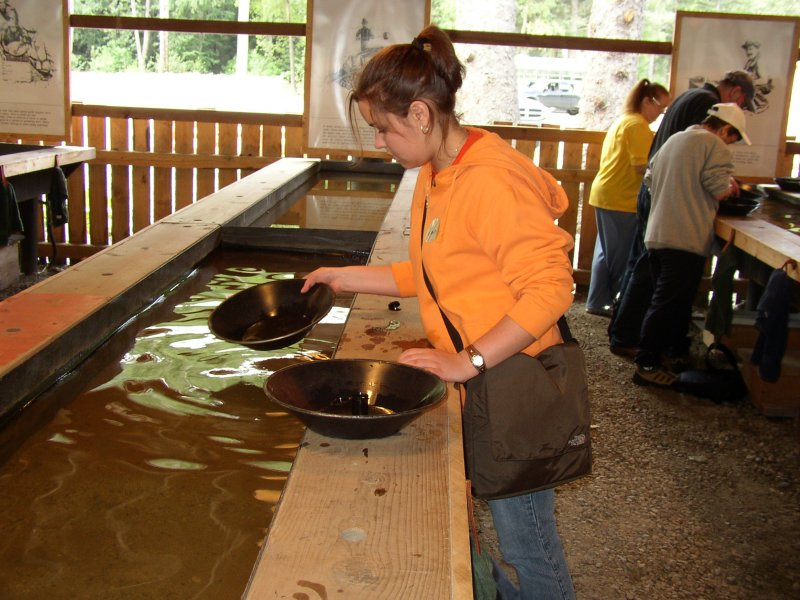 Where is the Gold in Skagway?
