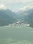 Skagway, Alaska Air View