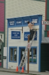 Paint Skagway Alaska