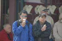 mmmm ice cream Skagway