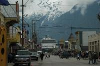 Broadway Skagway Alaska