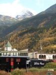 White Pass Yukon Rail Skagway Alaska