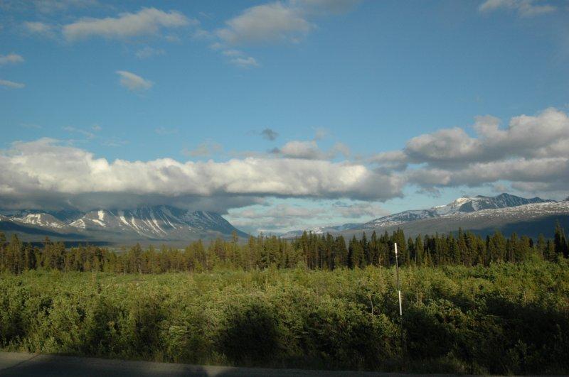 Views from Skagway Summit Tour