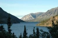 Lakes near Skagway Summit